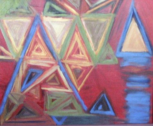 La pittura di Adriana Filip
